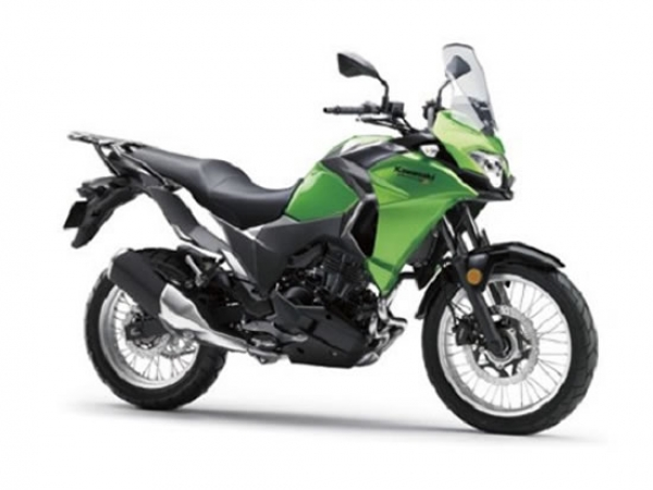Motorcycle Rental Kawasaki Versys 250 #3