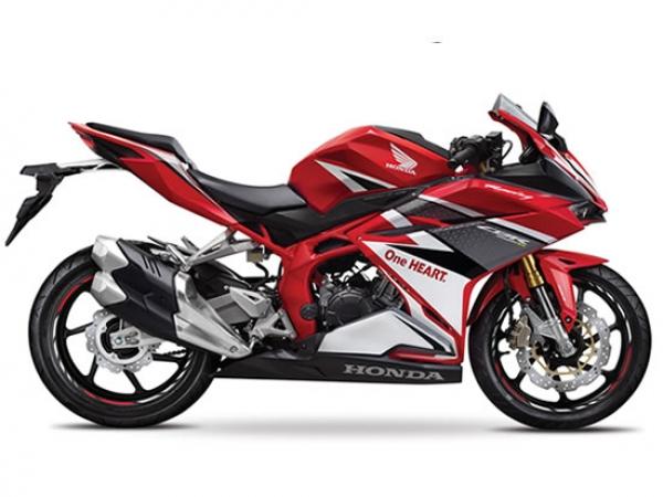 Motorcycle Rental Honda CBR250RR #1
