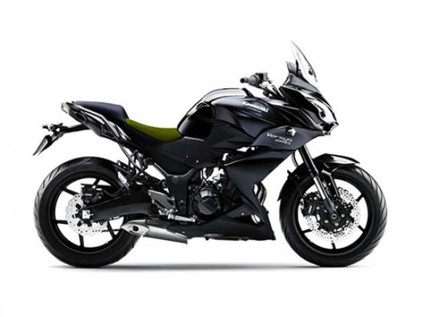 Motorcycle Rental Kawasaki Versys 250 #1